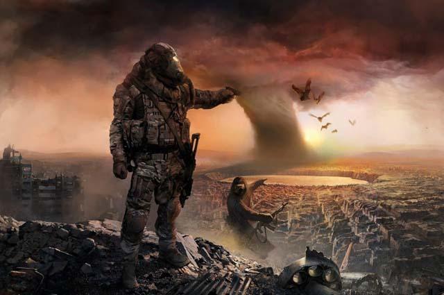 Топ 10 Самые лучшие фильмы про апокалипсис