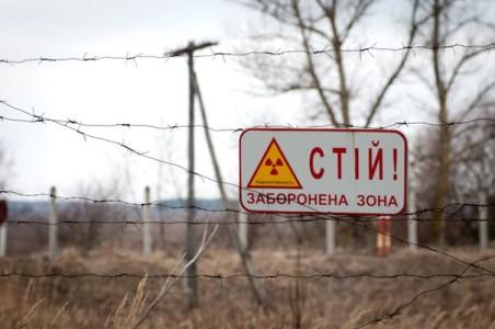 Самый грязный город мира - Чеонобыль, Украина