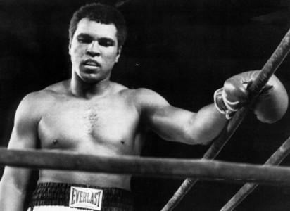 Самый лучший боксер в истории - Мохаммед Али