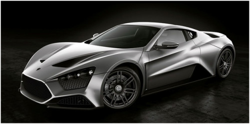 Zenvo Automotive ST 1