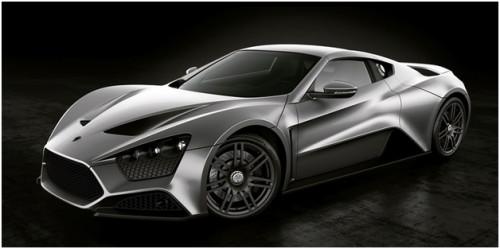 Zenvo Automotive ST 1