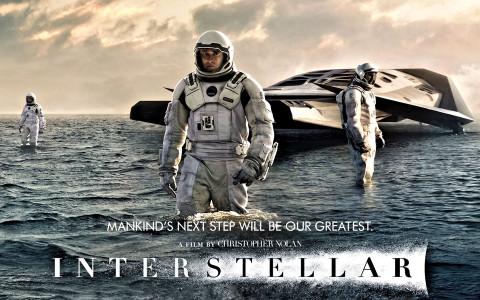 Самый лучший фильм про космос - Интерстеллар