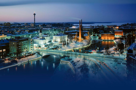 Топ 10 Самых инновационно развитых стран мира 2016 - Финляндия