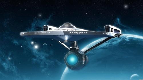 Топ 10 Самые лучшие фильмы про космос - Звездный путь (Star Trek)
