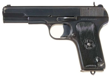 Топ 10 самые лучшие пистолеты в мире - Пистолет ТТ