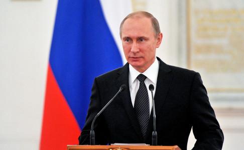 Самый влиятельный человек мира 2015-2016 года - Владимир Путин