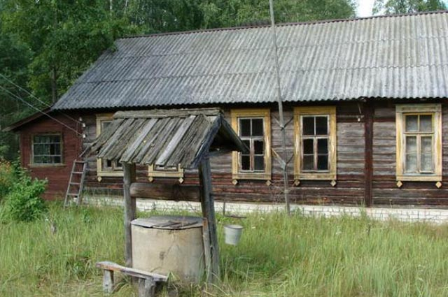 Топ 10 Заброшенные города России