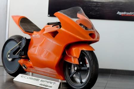 Самый дорогой мотоцикл в мире 2016 года - Ecosse Spirit ES1