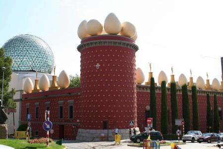 Музей-театр Сальвадора Дали (Фигерас, Испания)
