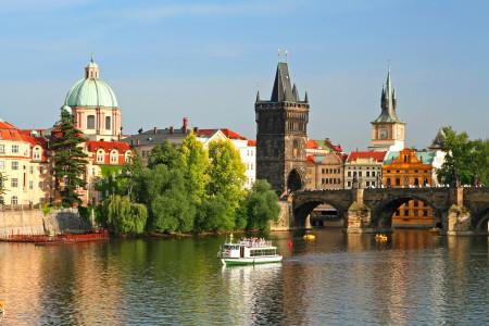 Прага, Чехословакия