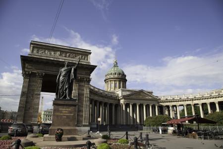 Самый красивый город России - Санкт-Петербург