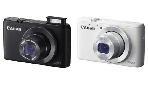 Canon Power Shot S200