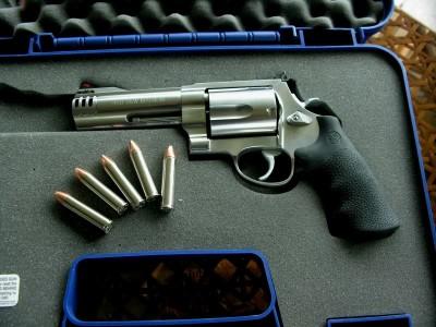 Smith&Wesson XVR .460