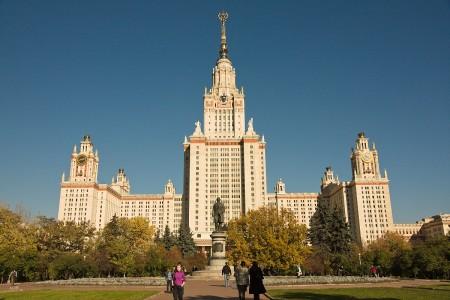 Самый лучший университет России 2016 года