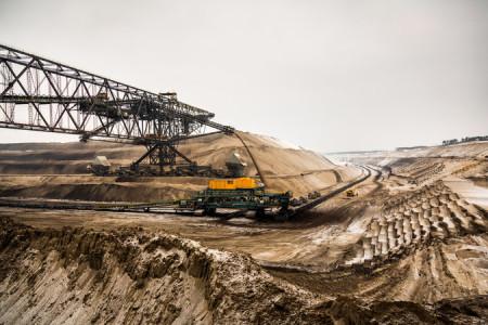 Overburden Conveyor Bridge F60