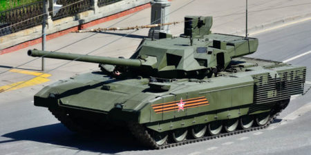 Самые лучшие и мощные танки в мире
