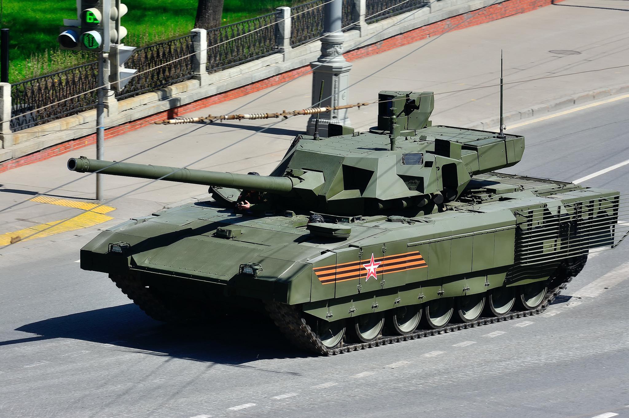 Топ 10 Самые лучшие и мощные танки в мире