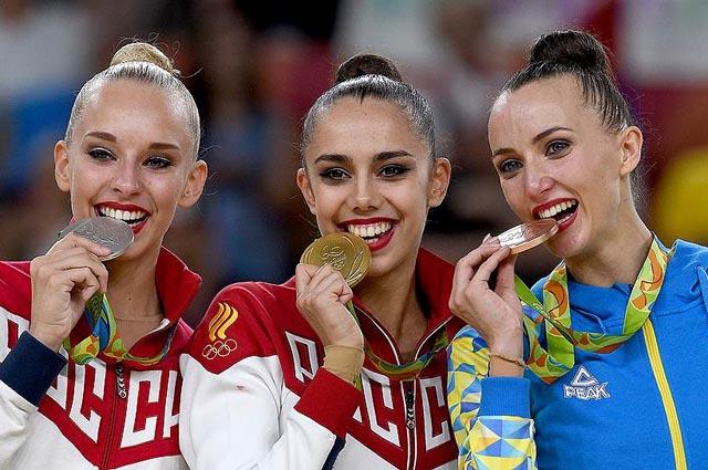Топ 10 Самые красивые спортсменки России