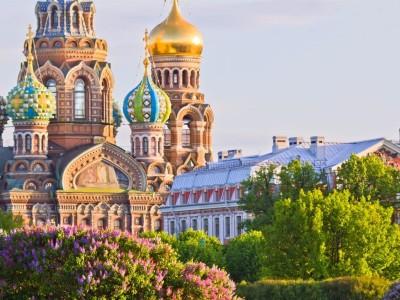 Храм Спаса-на-Крови. Санкт-Петербург, Россия