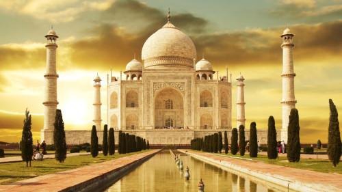Тадж Махал. Индия