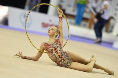 Самая красивая спортсменка России 2016 года