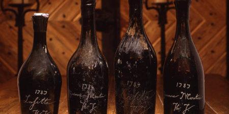 Самые дорогие вина в мире