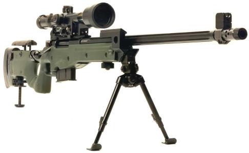 L115A3 AWM (Великобритания)