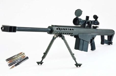 Самая лучшая снайперская винтовка мира