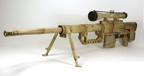 CheyTac LRRS М-200 Intervention (США)