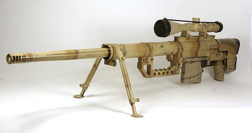 CheyTac LRRS М-200 Intervention (США)
