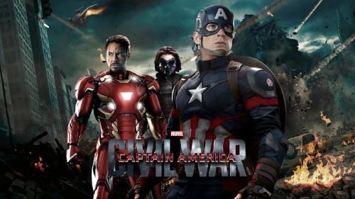 Капитан Америка: Противостояние