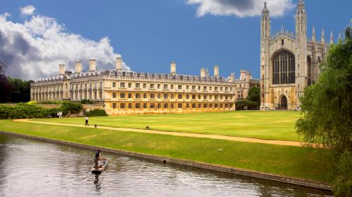Кембриджский Университет (Великобритания)