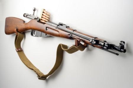 Легендарная винтовка Мосина
