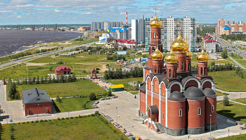 Нижневартовск