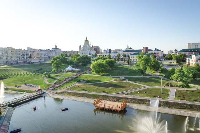 Топ 10 Самые безопасные города России