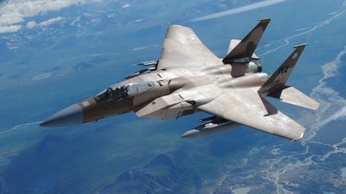 McDonnell Douglas F-15 Eagle (США)