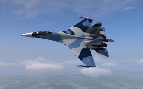 Сухой Су-27 (Россия)