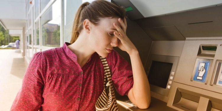 ЧТо делать если банкомат зажевал деньги, а сотрудники банка отказываются их вернуть?