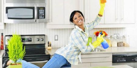 Лайфхаки для уборки в доме