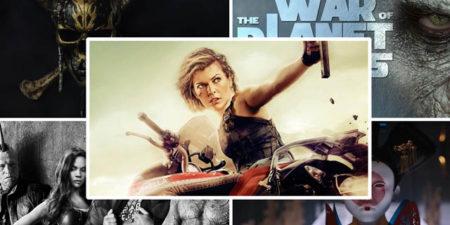 Десятка самых ожидаемых кинопремьер в 2017 году