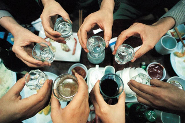 Самые пьющие страны мира 2016-2017 года