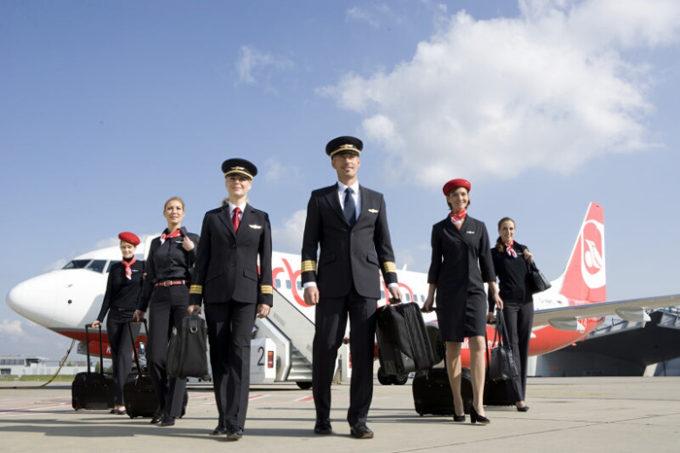 Пилоты самолетов