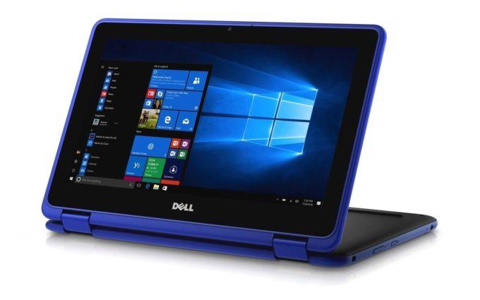 Dell Chromebook 11 Convertible