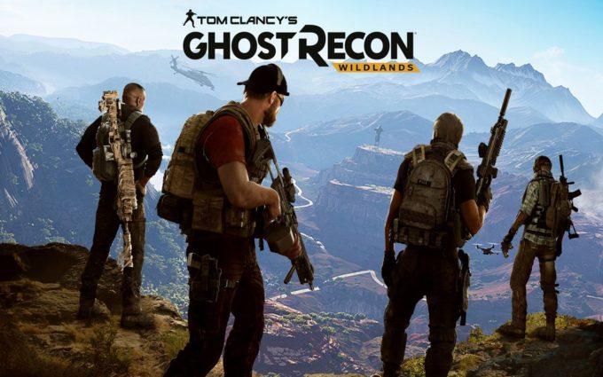 Tom Clancy's Ghost Recon: Wildlands Ghost Recon