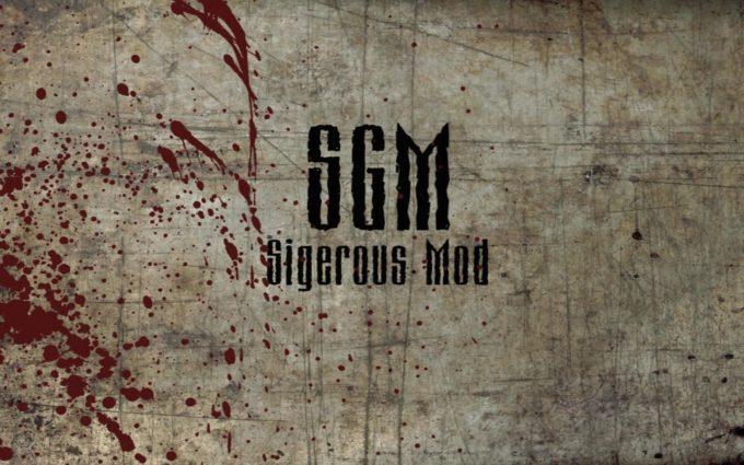SGM 1.7 Geonezis Addon