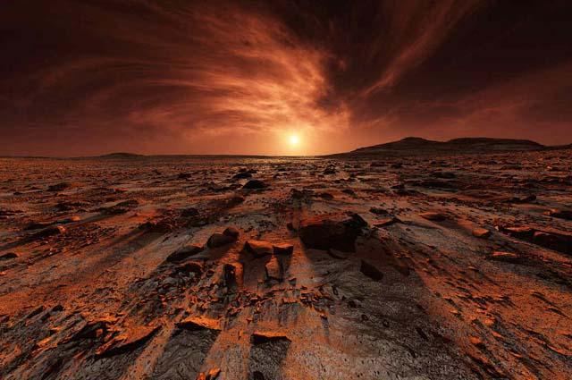 Самая большая планета Солнечной системы