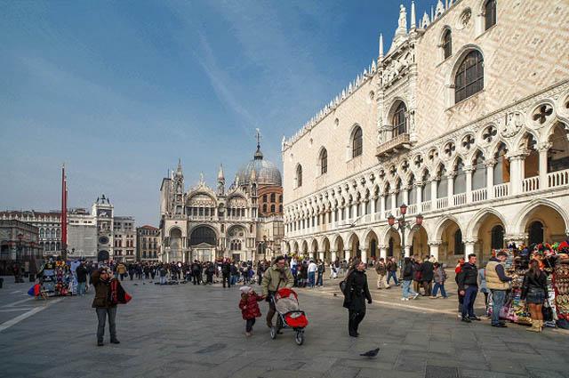 Топ 10 достопримечательностей Венеции