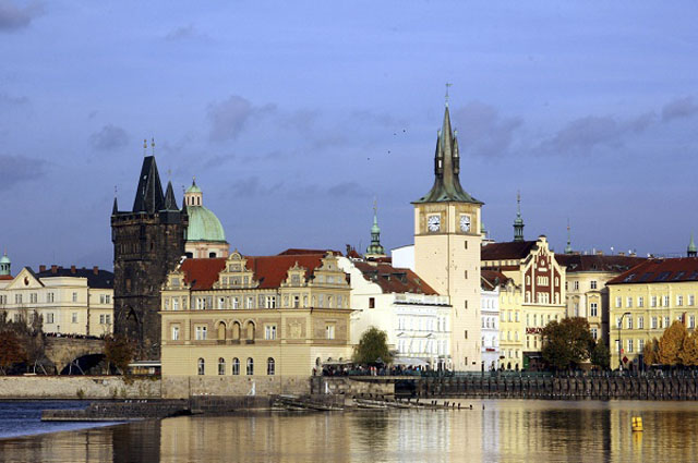 Топ 10 лучших достопримечательностей Праги