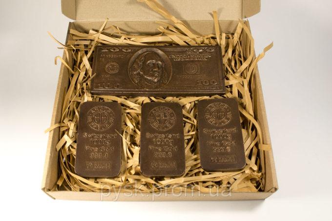 оригинальные шоколадные наборы