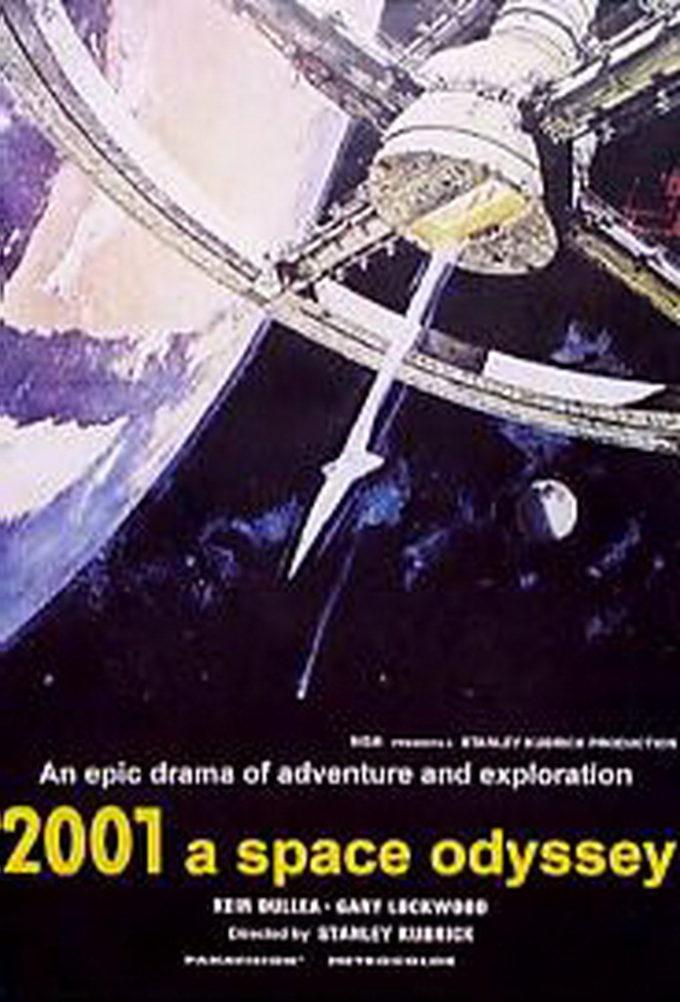 2001 год Космическая одиссея (1968)